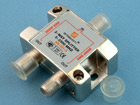 Делитель ТВ-SAT 1 вход (F-гнездо) - 2 выхода (F-гнезда) 5-2300МГц