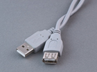 Шнур USB-A штекер - USB-A гнездо