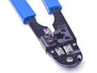 Инструмент для обжима телефонных разъемов RJ45 (8Р8С)